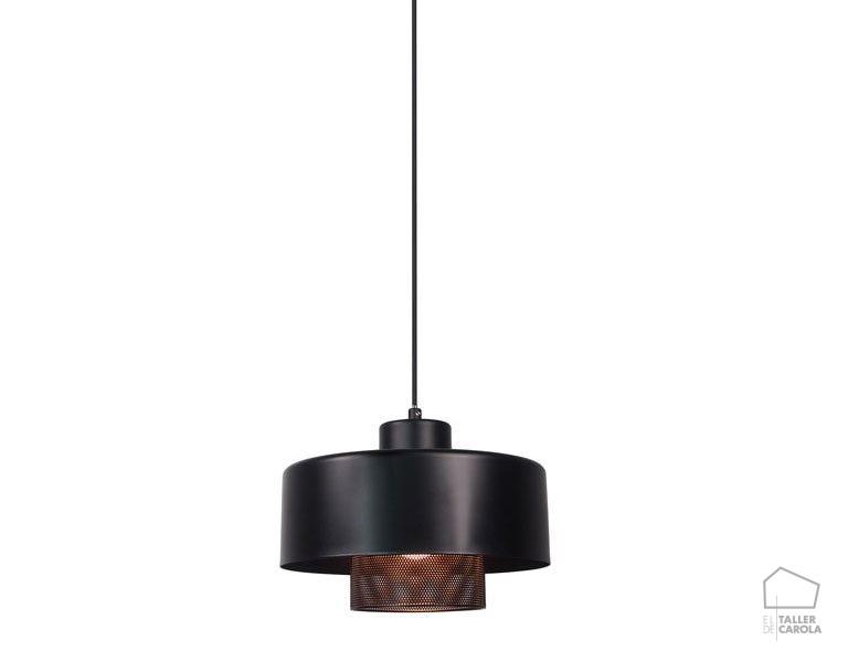 002c1206 Lámpara Colgante Metálica