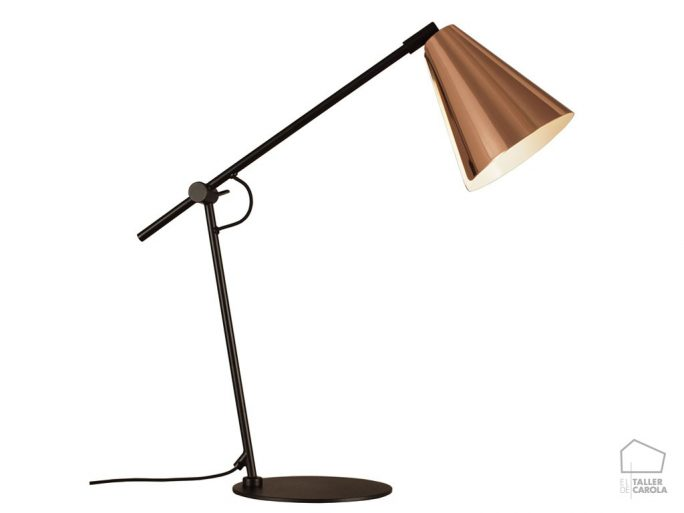 002s1193 Lámpara Sobremesa Flexo Articulado