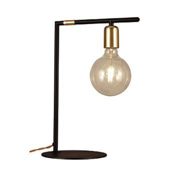 002ss1181 Lámpara Sobremesa Vintage Bombilla