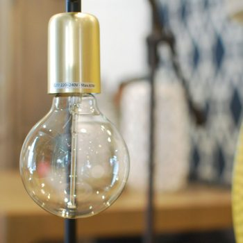 Iluminación Vintage Lámpara Sobremesa