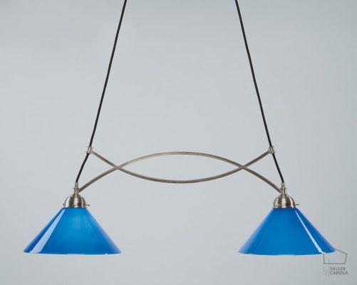 Lámpara de Suspensión Art Decó D5470
