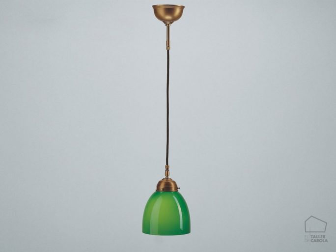 005cps60_171grb Lámpara de suspensión Modernista