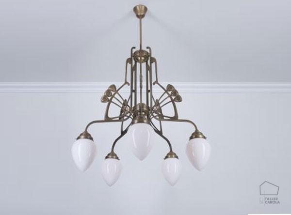 Lámpara Modernista CD88123