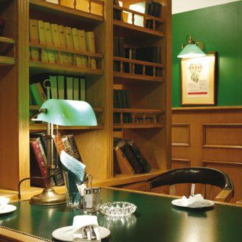 005sw2_99grb Lámpara Sobremesa Flexo Biblioteca Art Decó
