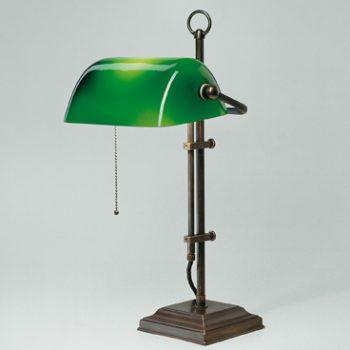 005sw2_99gra Lámpara Sobremesa Flexo Biblioteca Art Decó