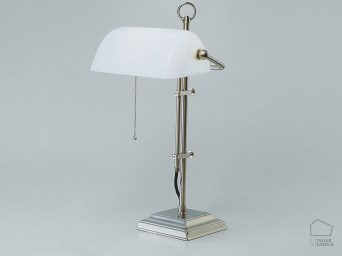 005sw2_99opn Lámpara Sobremesa Flexo Biblioteca Art Decó