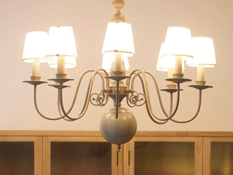 008holandesa Lámpara Suspensión