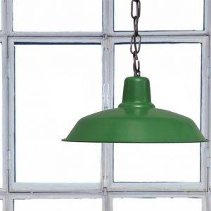 Lámpara  Campana SOH Verde