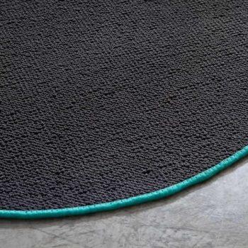 012kro Alfombra Crochet