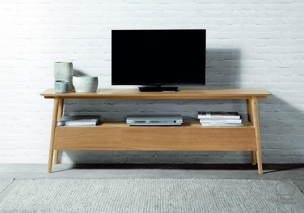 Mueble tv sawan madera el taller de carola for Mueble indonesia