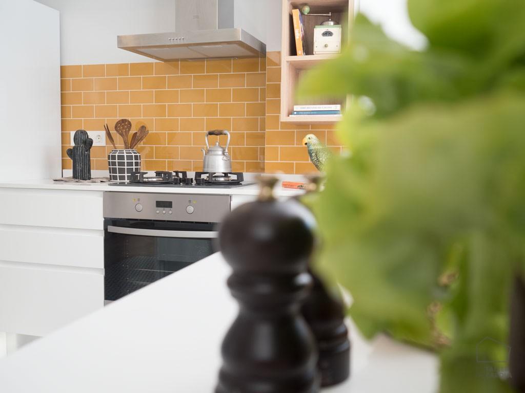 Reforma integral de cocina en la calle marie curie for Reforma integral cocina valencia
