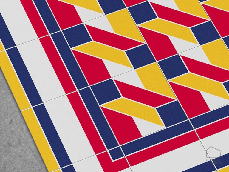 027cas Vinil Carpet