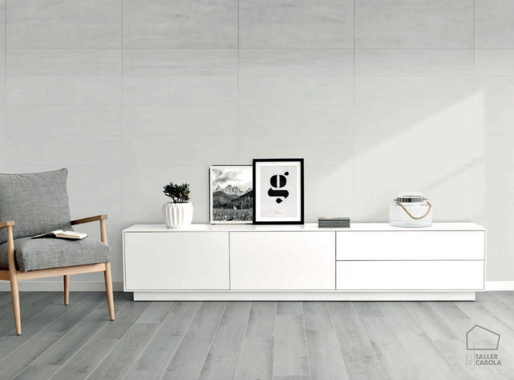 Mueble TV NOR Lacado