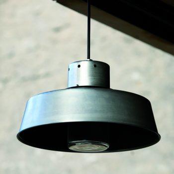 038cfk1084fak_92 Lámpara Suspensión Industrial Zinc