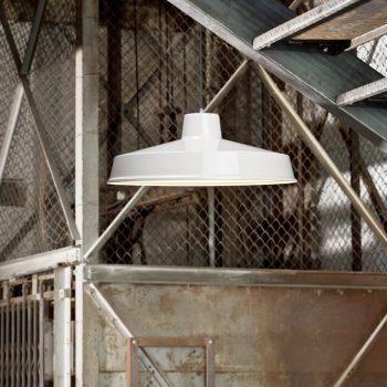 038cfq20116 Lámpara Suspensión Campana Estilo Industrial