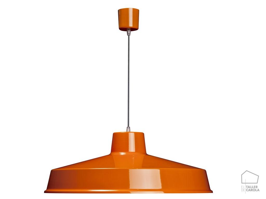 038cfq20124 Lámpara Suspensión Campana Estilo Industrial
