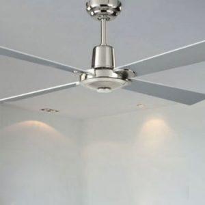Ventilador Techo 03950987 Gris/Blanco