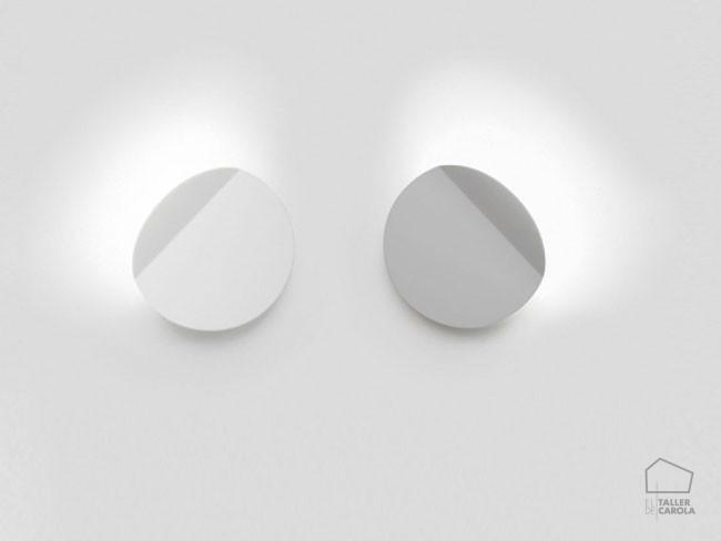 039adot Wall Lamp Design Circle