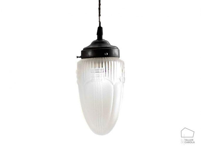 039c6002laf lámpara vintage tulipa ácido