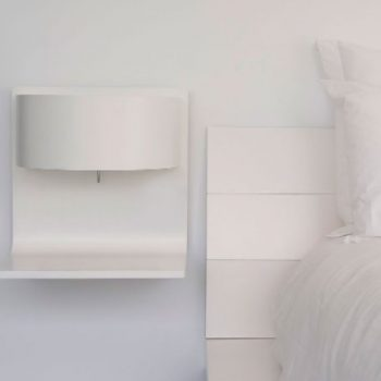 039lam Aplique Mesita Dormitorio