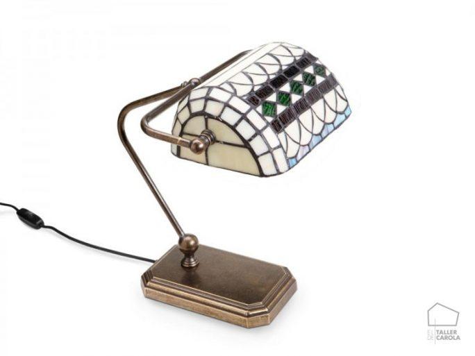 039s4129 Tiffany Table Lamp