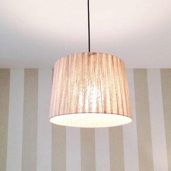 0412418 Lámpara Suspensión Cintas