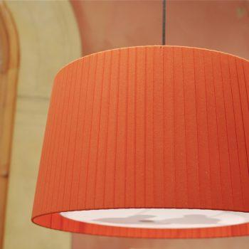 041c2466sq Lámpara de Suspensión Cintas