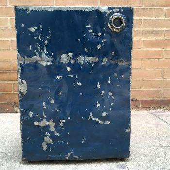 044 Taburete Vintage Metal