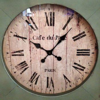 05221443 Reloj Cuadrado Verdoso