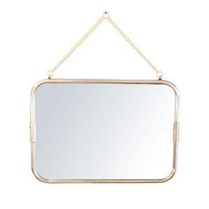 Espejo Horizontal con Cadena Mediano