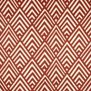 Tela MIK Geométrico Rojo