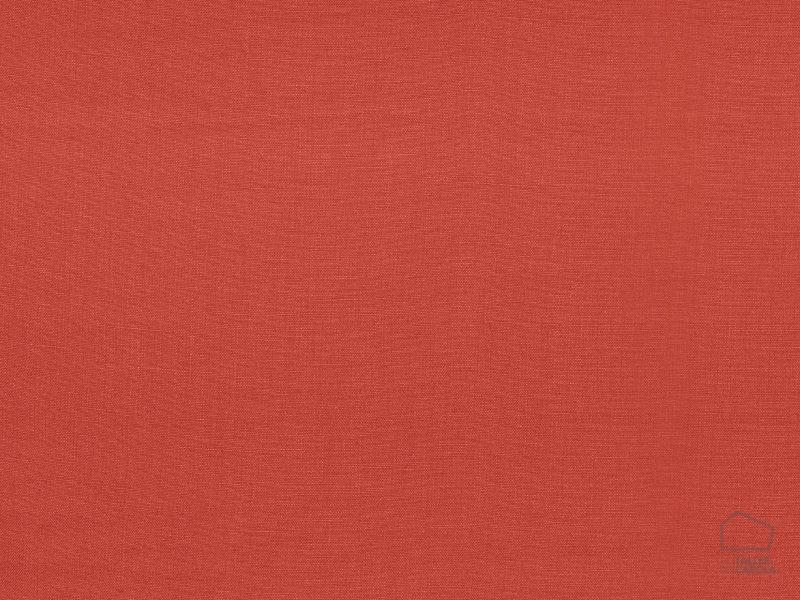 056got3981 telas Lino Liso Desgastado Coral