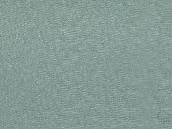 056got4007 Tela Lino Liso Azul