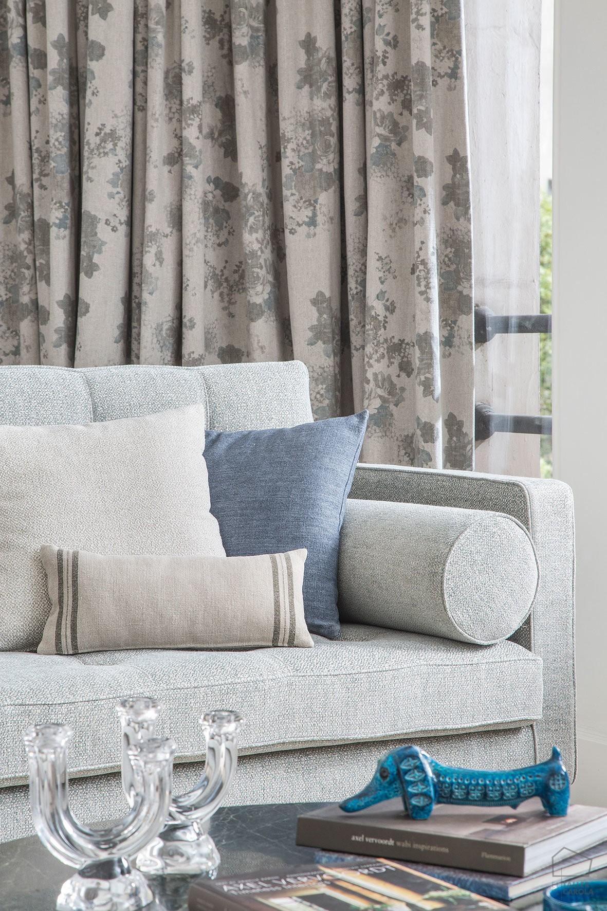 Nuevos modelos de telas de lino de rayas vintage for Telas vintage