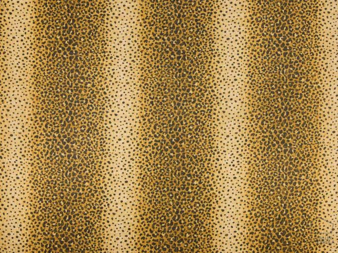 Tela ANIMAL PRINT LEOPARDO OCRE
