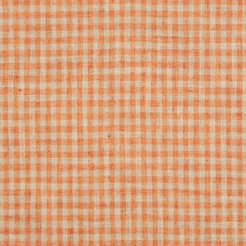 056vil_655 Tela Cuadros VIL Naranja