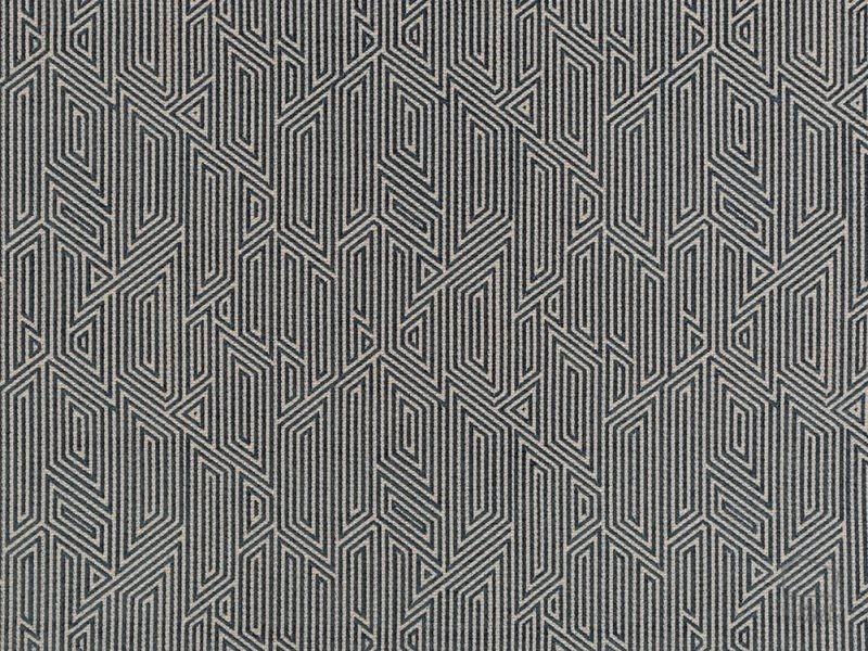 056vis128 Tela Geométrica Tapicería