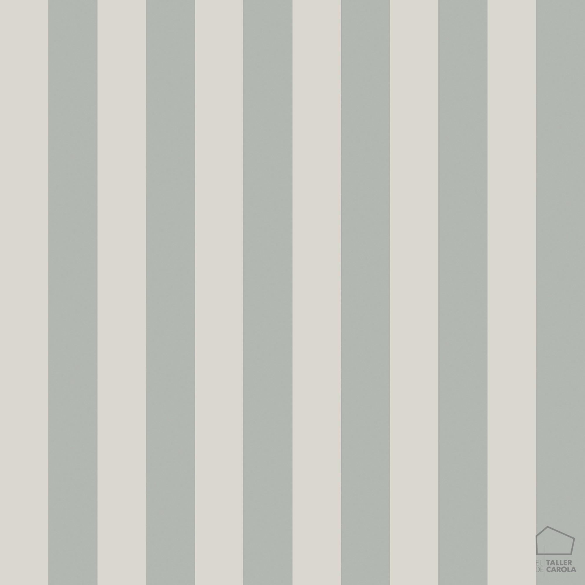 Papel pintado rayas turquesa inspiraci n de estilo n rdico - Papel pintado turquesa ...