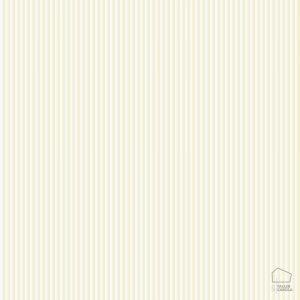 Papel Pintado Raya Fina Amarillo