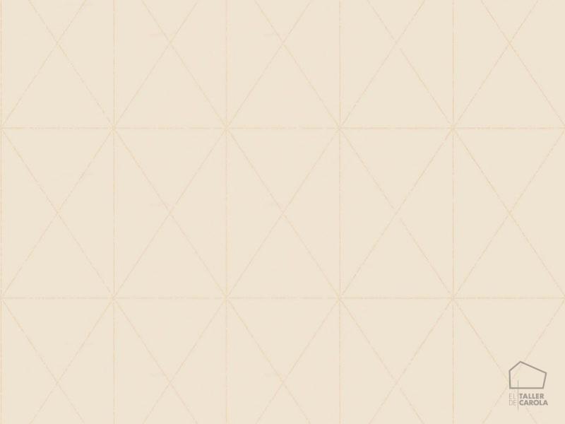 059577_04gra Papel Pintado Geometrico Rosa