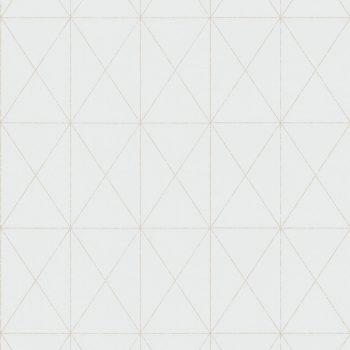 059577_52gra Papel Pintado Geometrico Oro