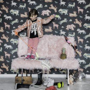 059589_81_leo_far Papel Pintado Animales Color Nordico