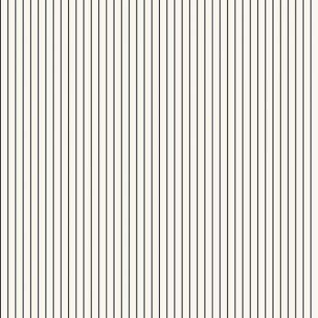 059701_91ran Papel Pintado Rayas Estrechas Negro