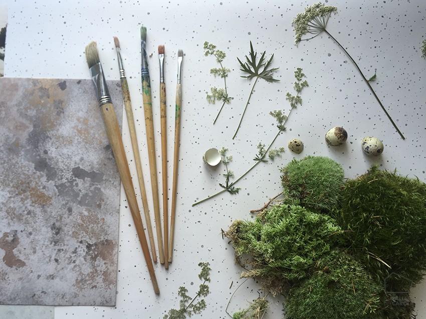 Inspiración papel pintado