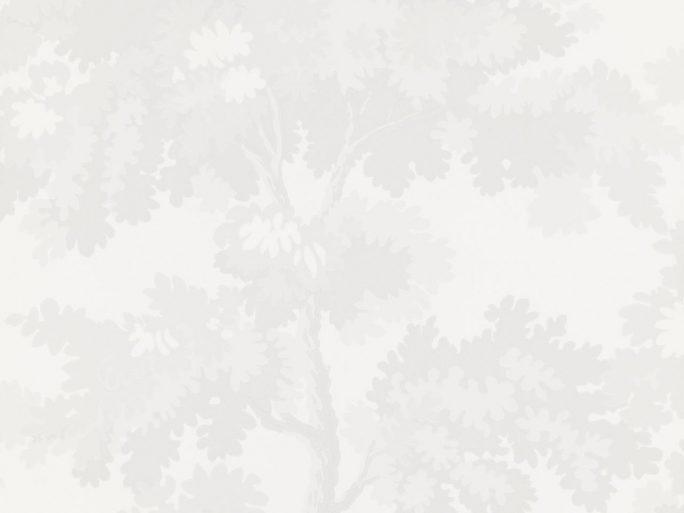 Papel Pintado RAP Árboles Blanco