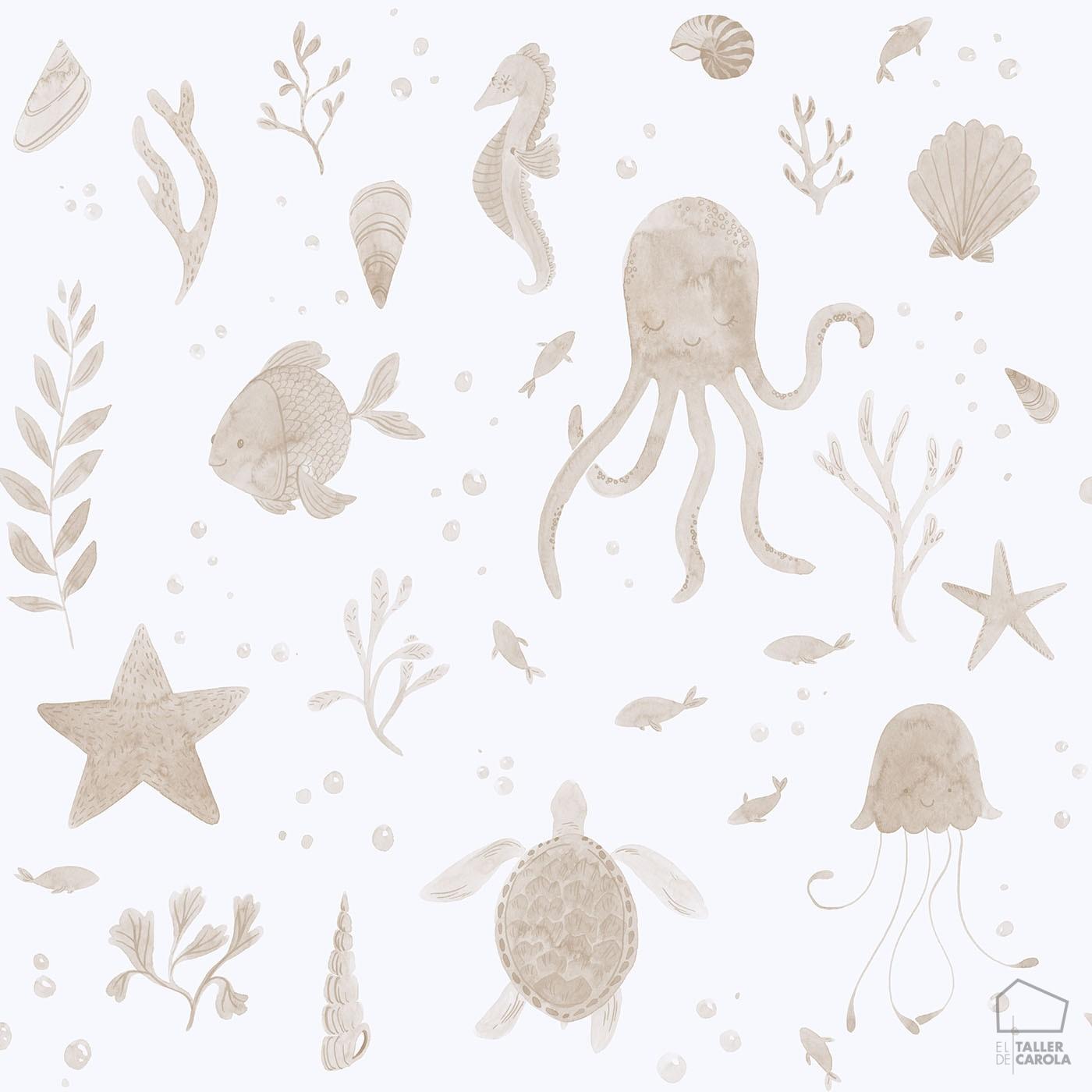 059fam2-del243-23-papel-pintado-infantil-fondo-marino-nude-1