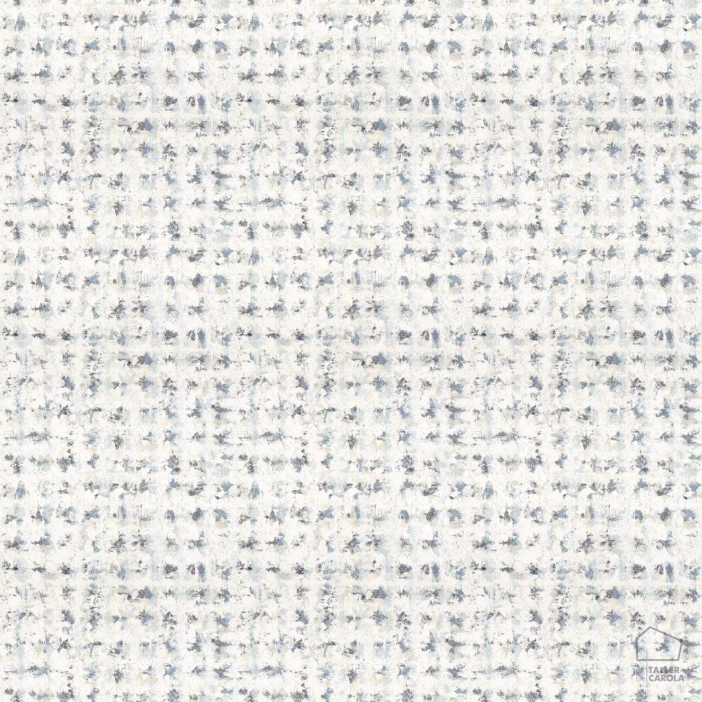 059oas224 31 papel pintado estampado manchas azul el for Papel pintado estampado