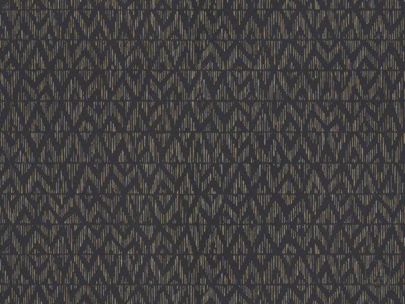 059oas705_91 Papel Pintado Geométrico Azul