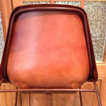 0680815130br Silla Cuero Vintage