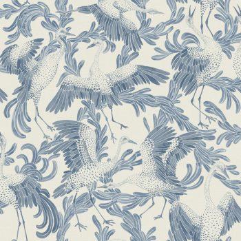 0693650_sim_cran_4 Papel Pintado Animales Pájaros